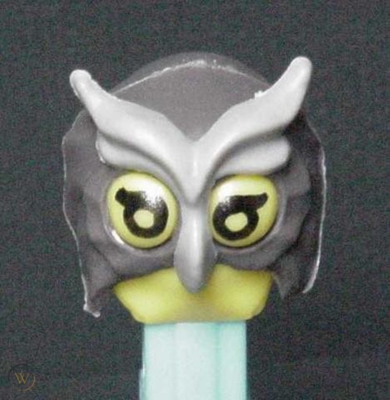 Pez Owl Whistle