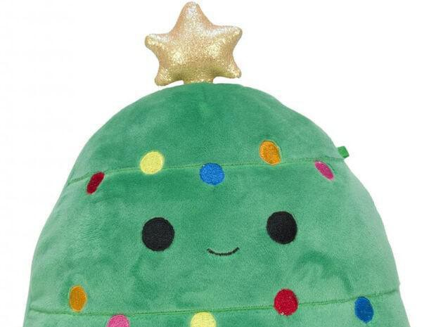 Carol the Christmas Tree Squishmallow