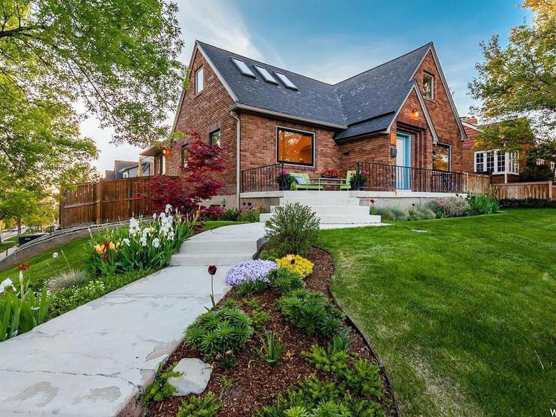 $1 million home in Salt Lake City