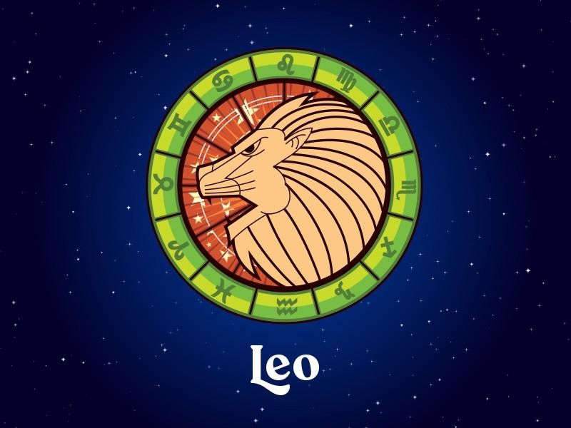 Leo: July 23 - Aug. 22