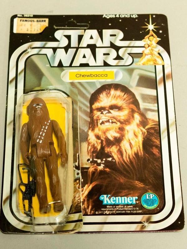 Chewbacca (1977)