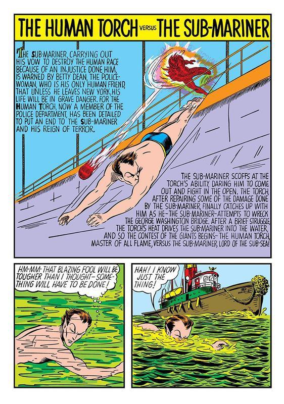 Marvel Mystery Comics No. 9
