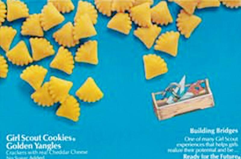 Golden Yangles