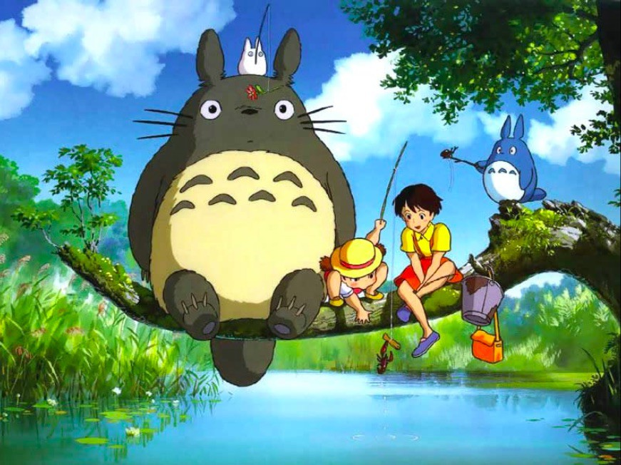 My Neighbor Totoro VHS tape