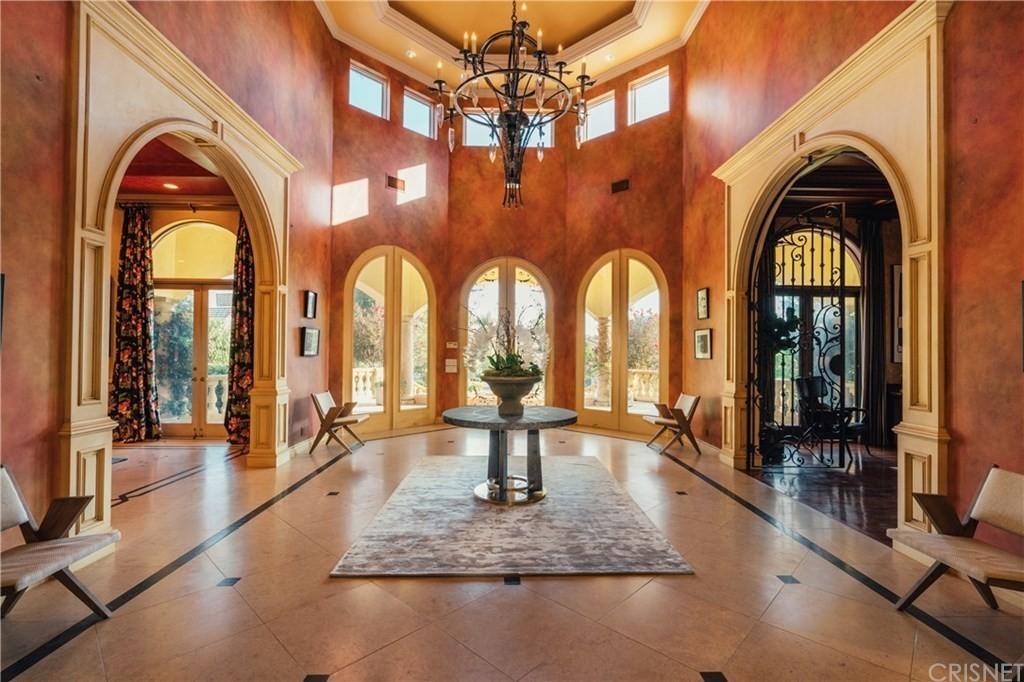 Nikki Sixx's house in California