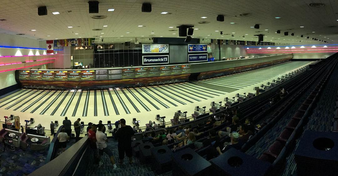 National Bowling Stadium