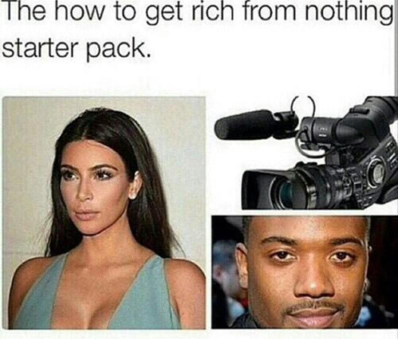 Get rich starter pack