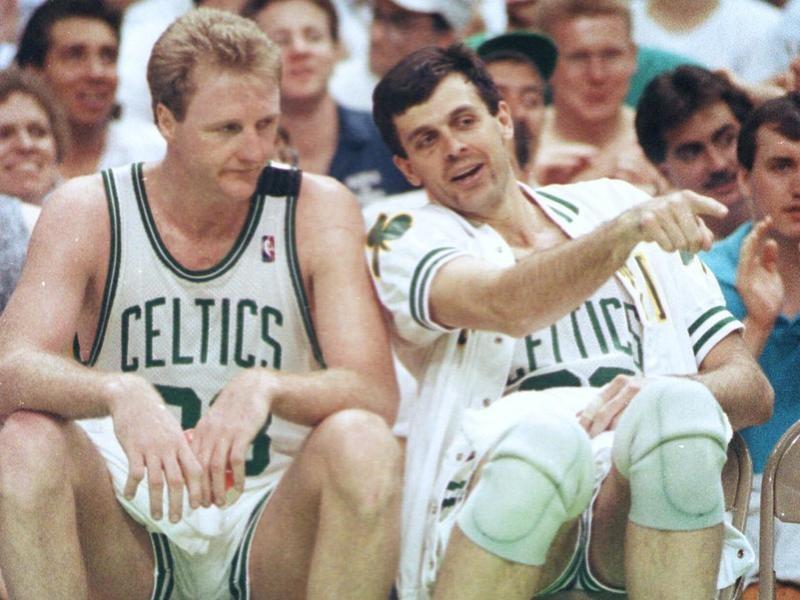Kevin McHale, Larry Bird