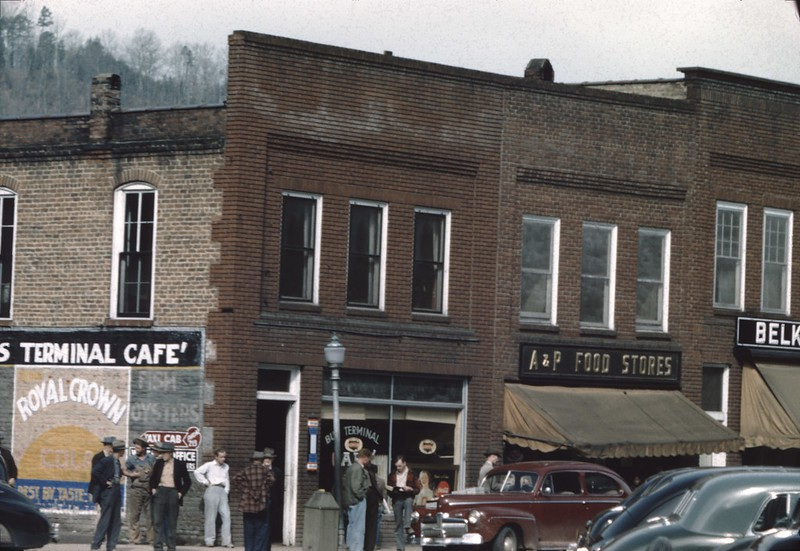 A&P grocery store in the 1970s
