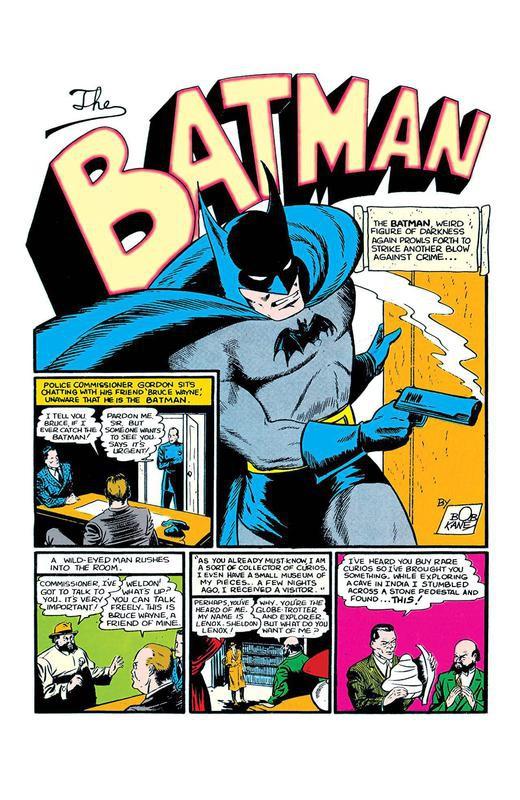 Detective Comics No. 35