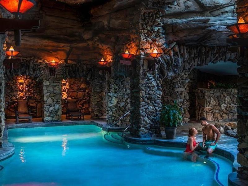 Spa at the Omni Grove Park Inn