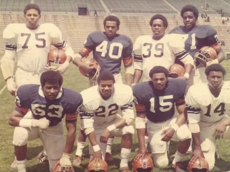 The Syracuse Eight