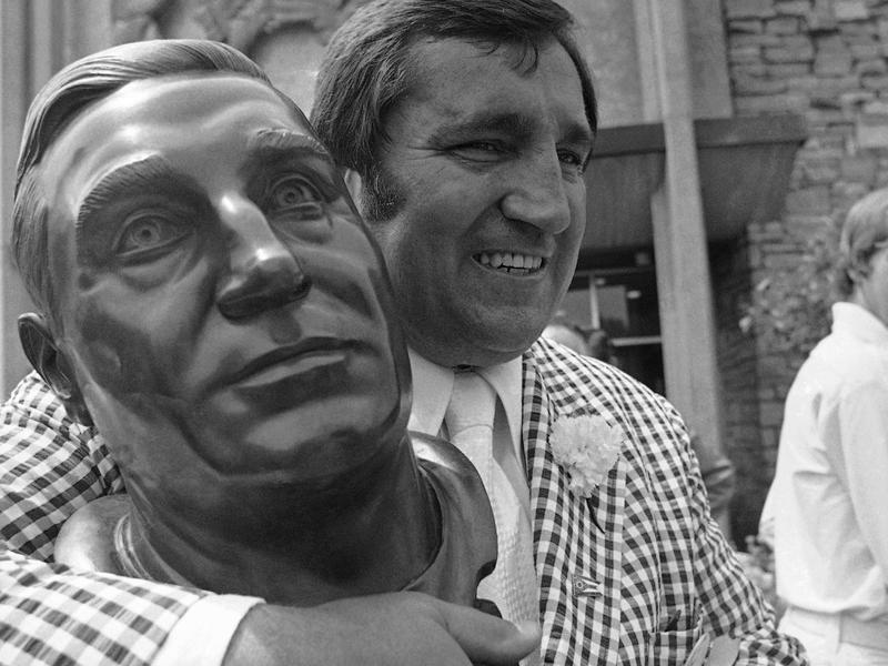 Hall of Famer Lou Groza
