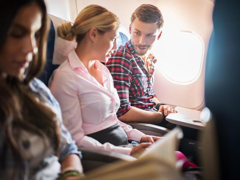 Airplane Talker