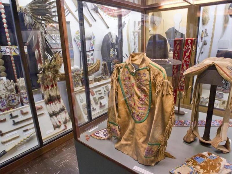 fur trading museum