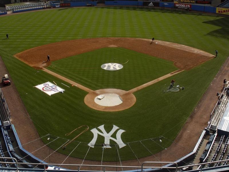 Yankees Field