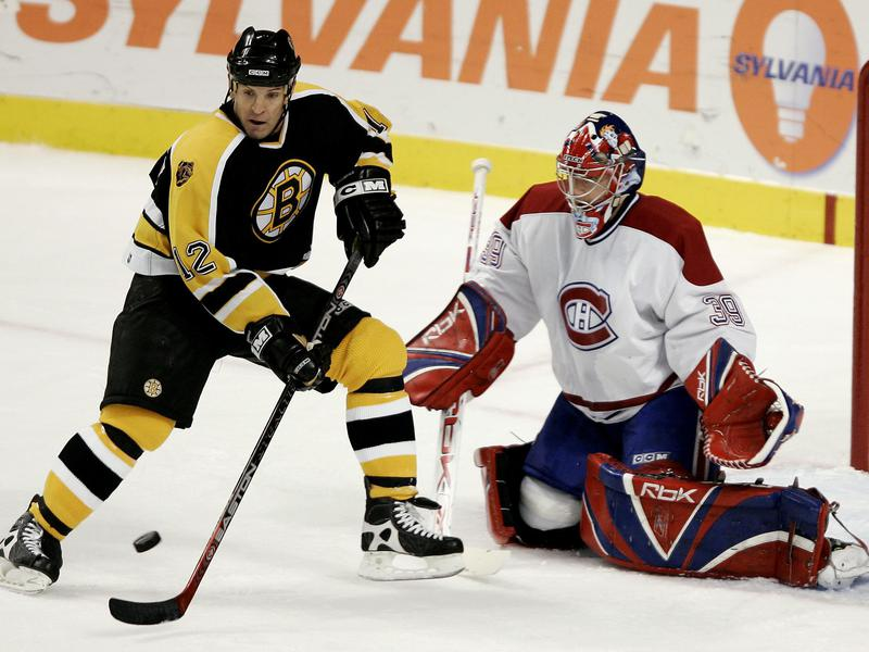Bruins-Canadiens