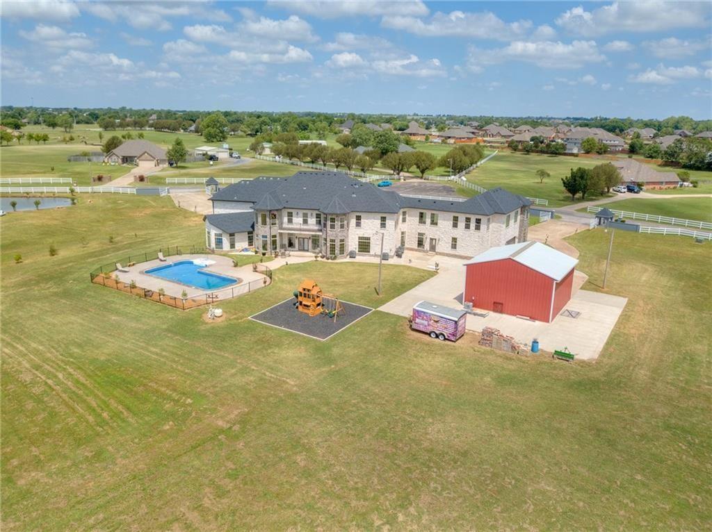 $1 million mansion in Oklahoma City