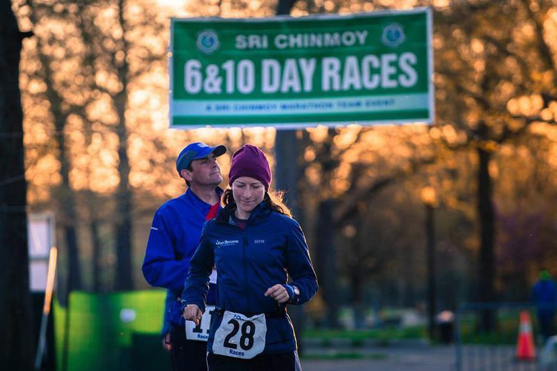 Sri Chinmoy Ten-Day Race