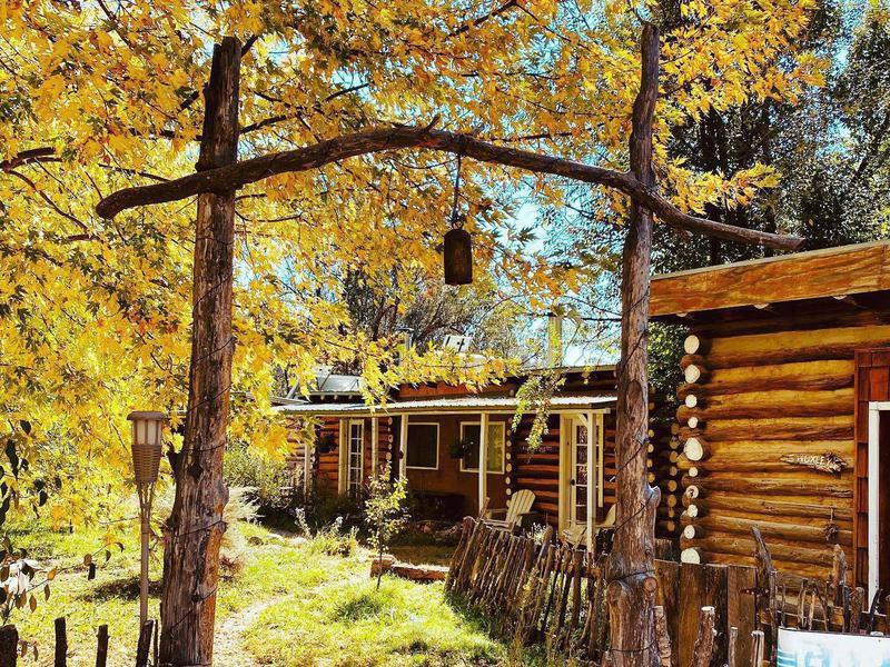 Taos Goji Eco Lodge Retreat