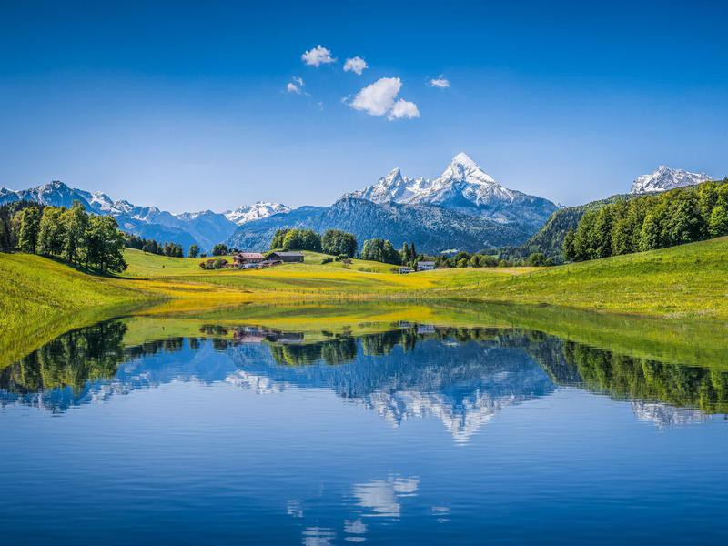 Swiss National Park - Switzerland