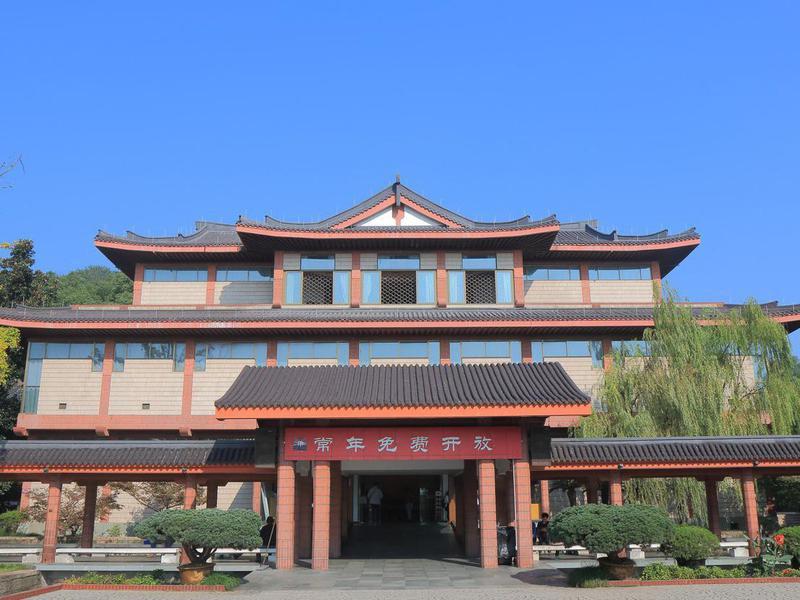 Zhejiang museum West lake Hangzhou China
