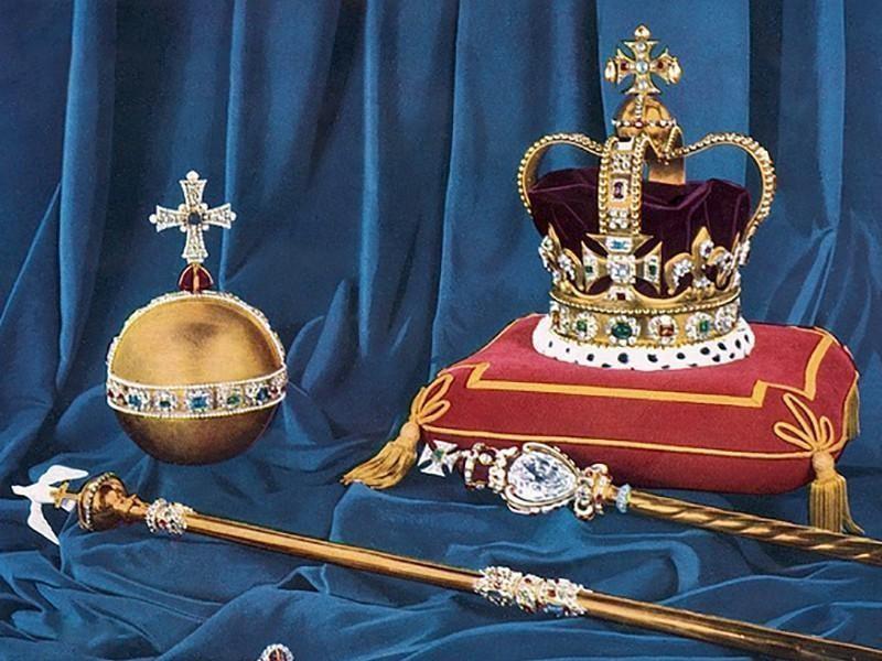 Crown Jewels of the United Kingdom