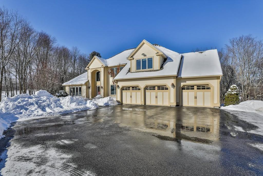 $1 million home in New Hampshire