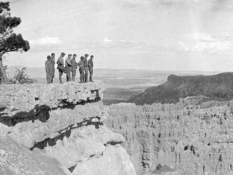 Bryce Canyon - Past