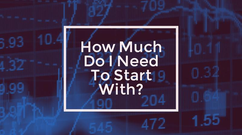 How Much Do I Need To Get Started Investing In ETFs?