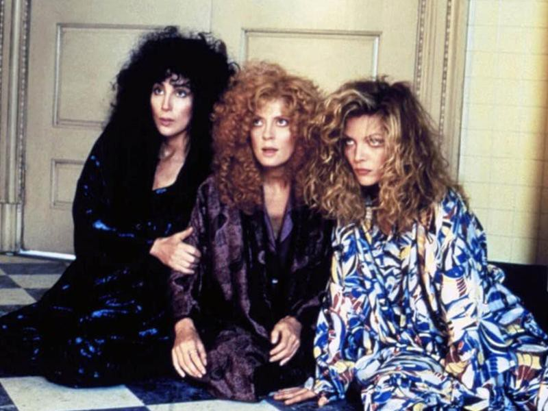 Rhode Island: 'The Witches of Eastwick'