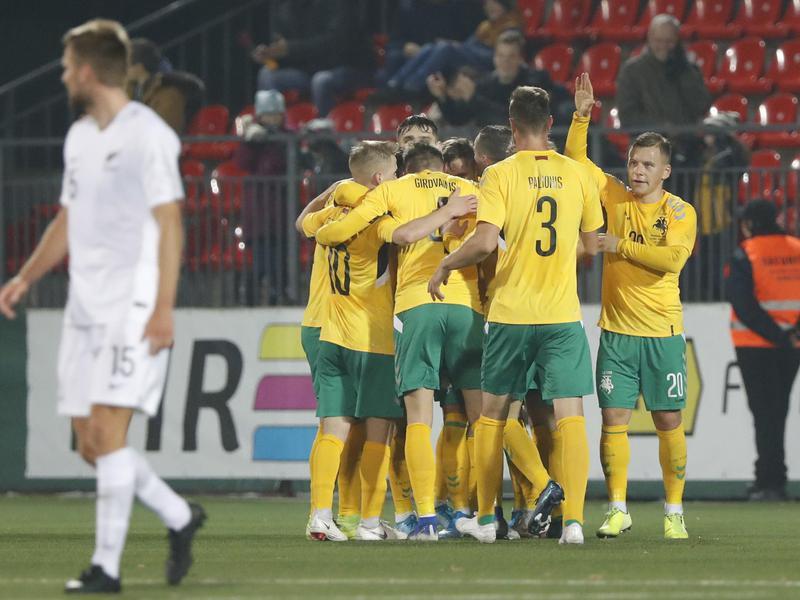 Lithuania players
