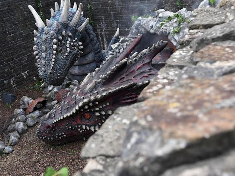 Wales dragons