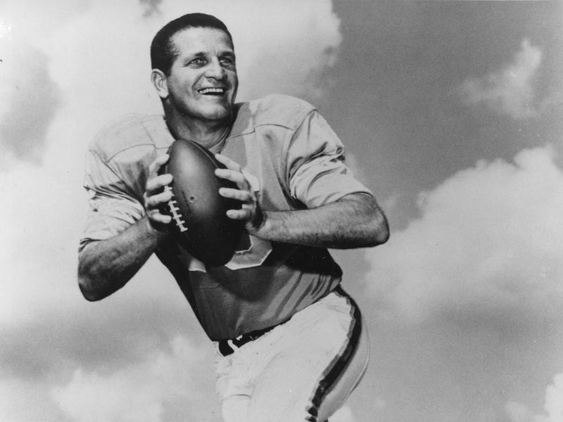 George Blanda was the Oldest NFL Player of All Time