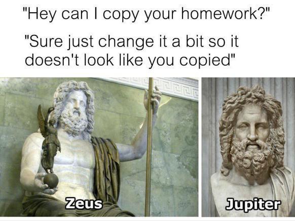 Gods memes