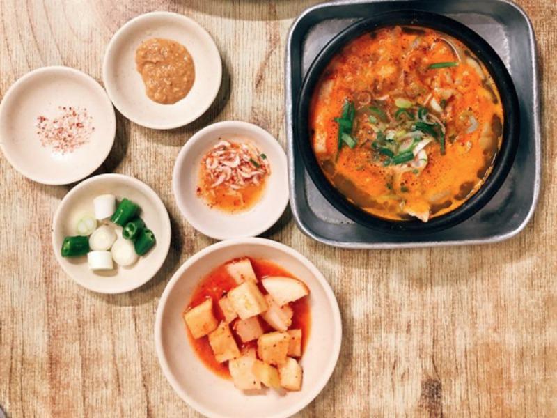 Seoul Fine Dining