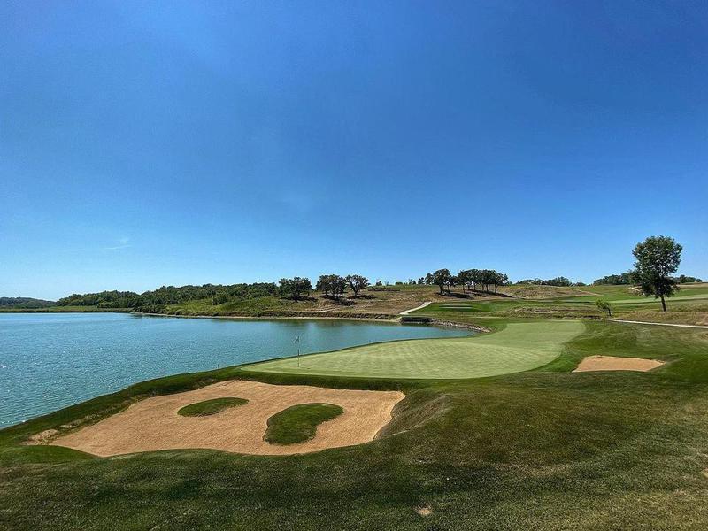 The Harvester Golf Club