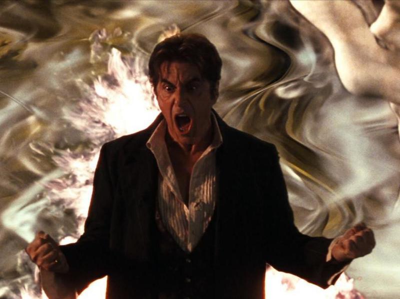 "Al Pacino in ""The Devil's Advocate."""