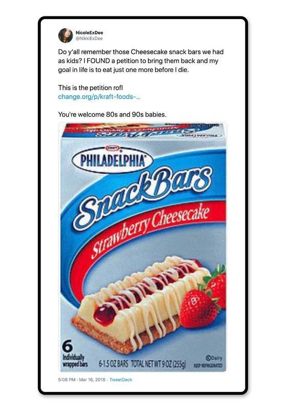 Cheesecake Snack Bars