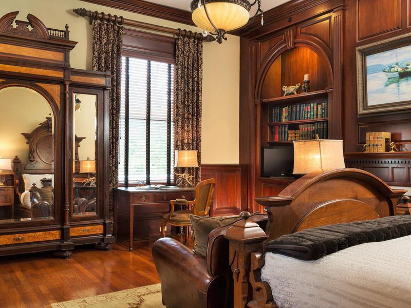 Vampire Diaries Lockwood mansion
