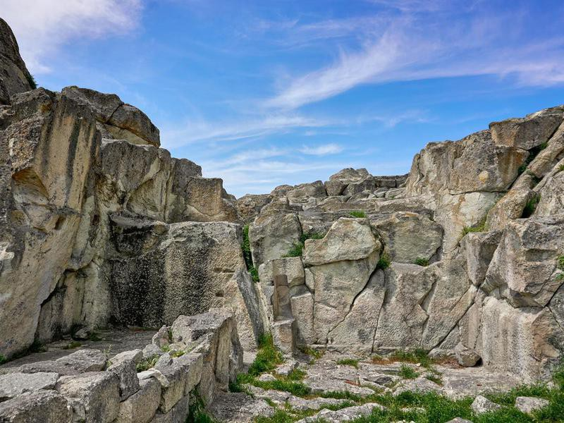 The ancient city of Perperikon