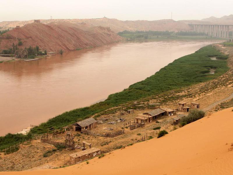 Yellow River, Huang He, China