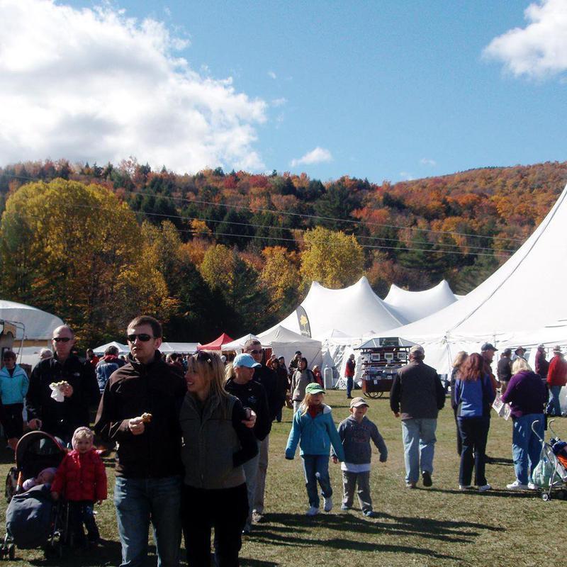 Stowe Foliage Arts Festival