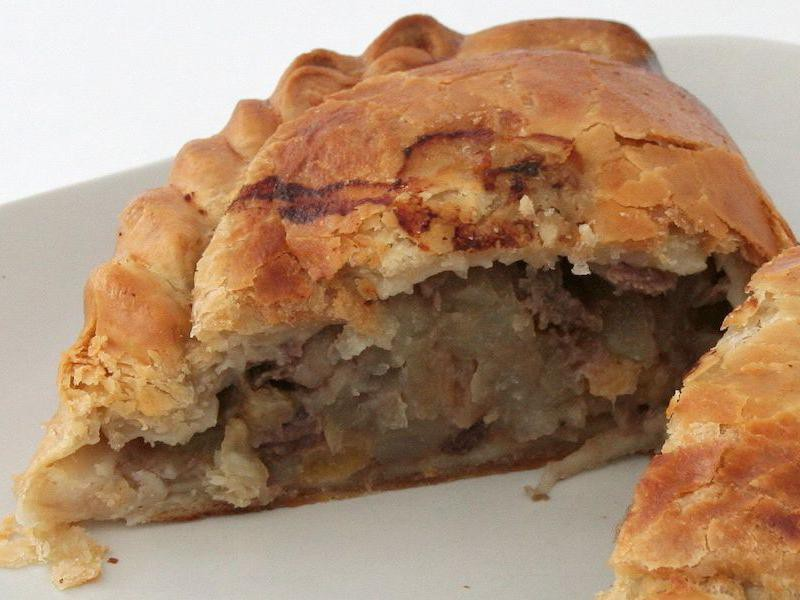 Old House Pie