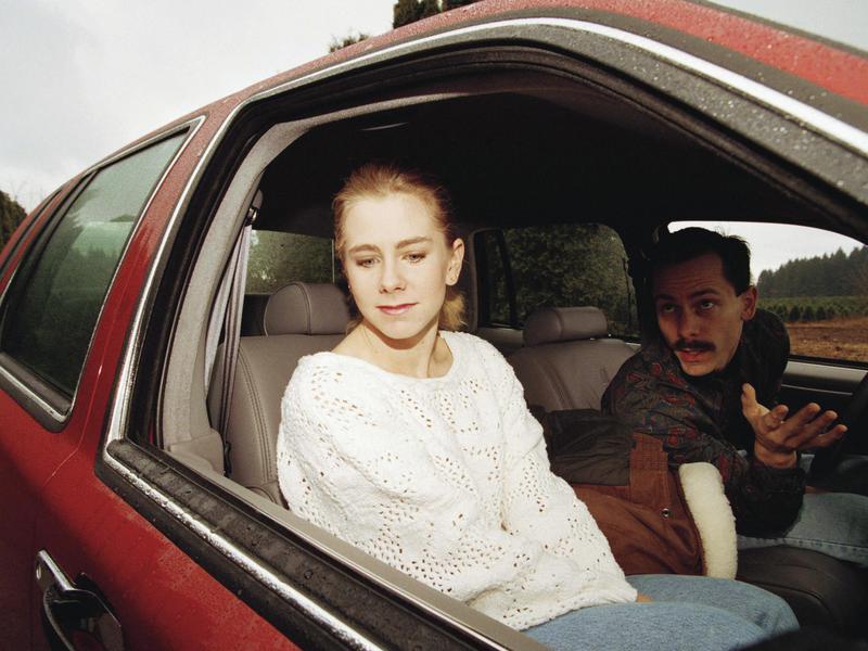 Tonya Harding and Jeff Gilhooly
