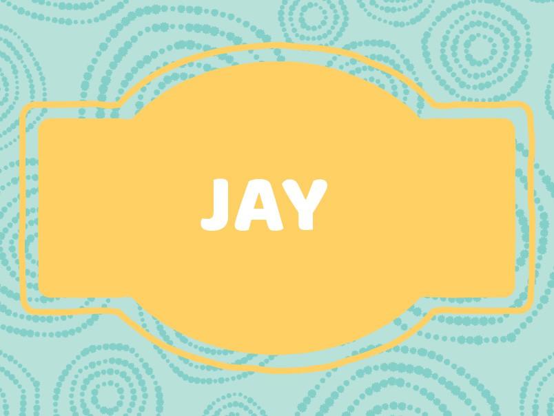 Cute J Baby Names: Jay
