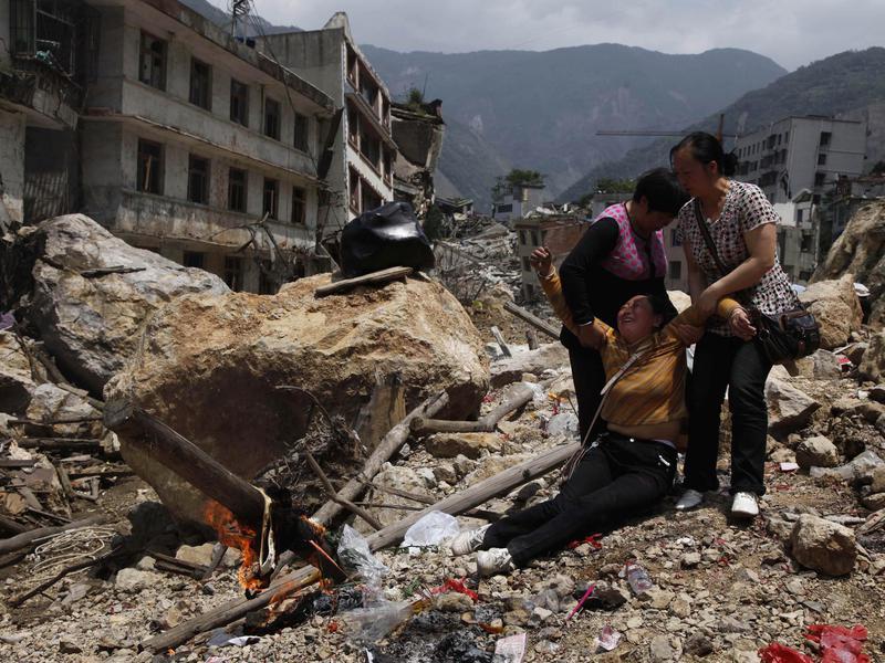 Sichuan Quake
