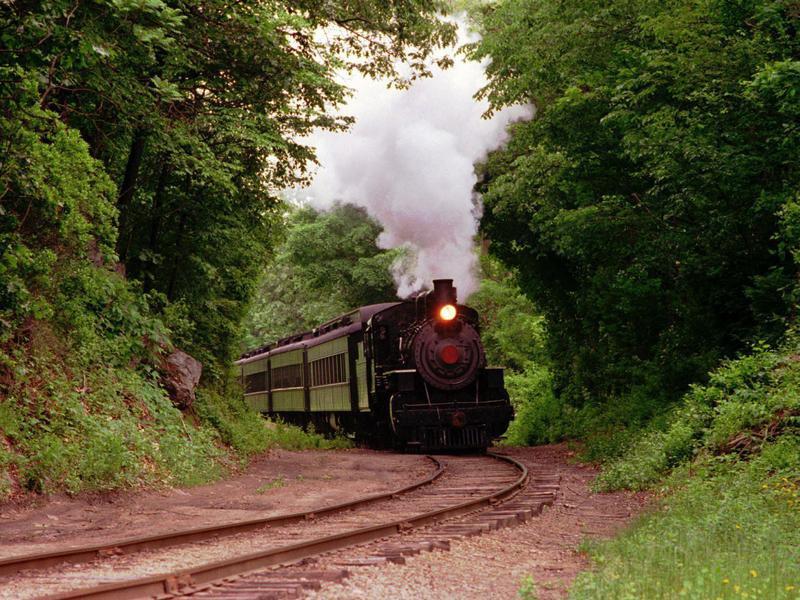 Steam Engine No. 40