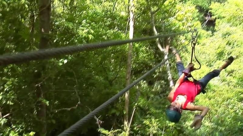 Aventura Canopy Tour
