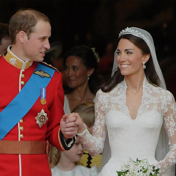 This Is the Most Expensive Royal Wedding Dress of All Time